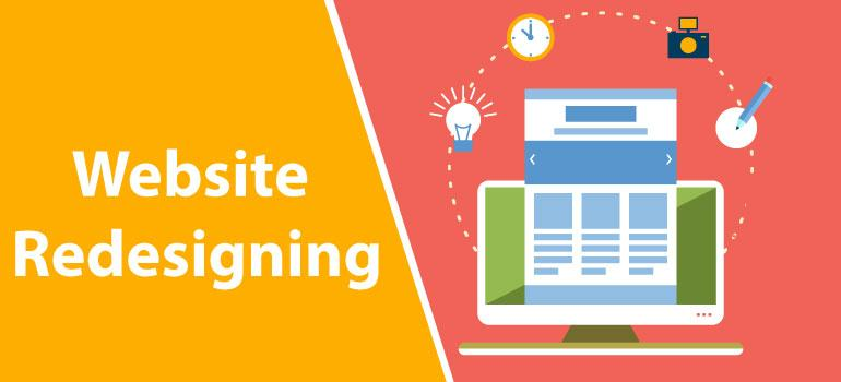 Top 12 Reasons To Redesign Your Website